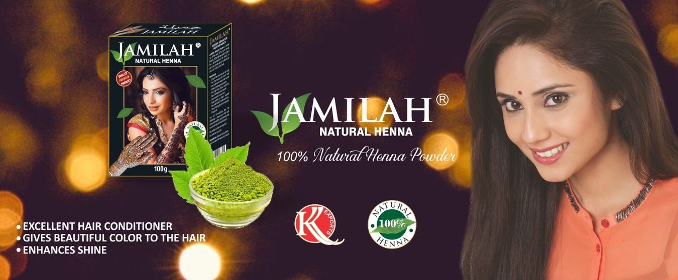 100% Natural Henna, Buy the Best Quality Henna Powder Online