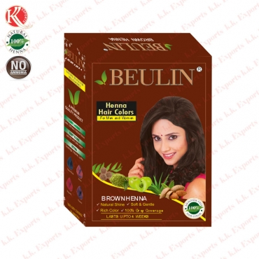 Brown Henna Manufacturers