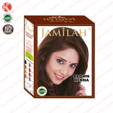 Brown Henna Manufacturers in Uae