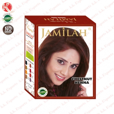 Chestnut Henna Manufacturers in Uae