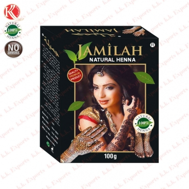 100% Natural Henna Manufacturers in Indonesia